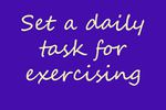 Set a daily task for exercising.jpg